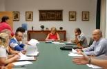 Instantanea de la reunión