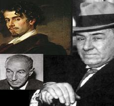 Machado, Béquer y Gerardo Diego