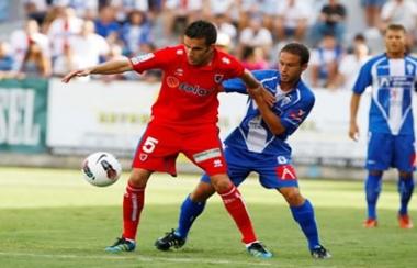 El jugador Julio Álvarez