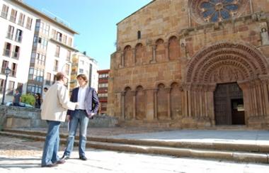 Visita a Sto Domingo