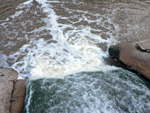 Salidas de aguas al Duero