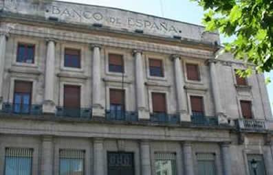 Banco de España en Soria