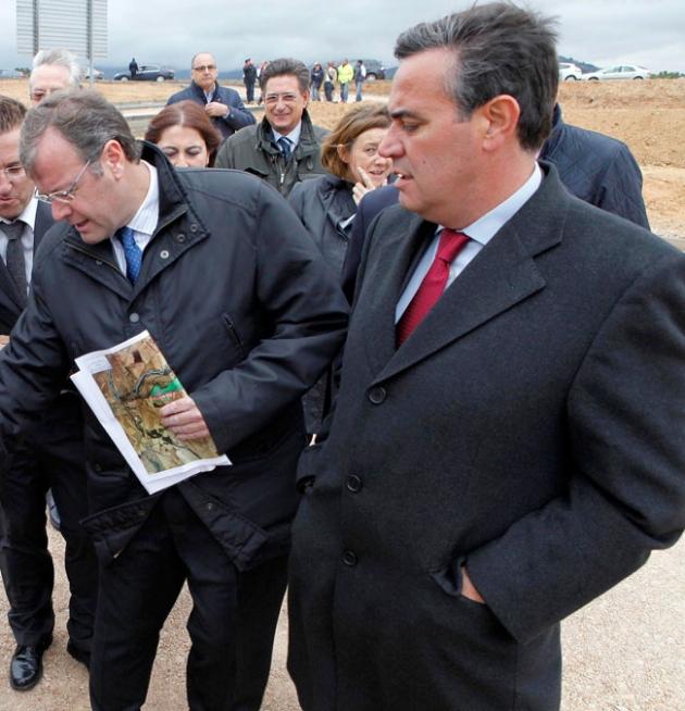 Foto 1 - La Junta asegura que la provincia de Soria quedará incluida en el futuro corredor central ferroviario 'Eje 16