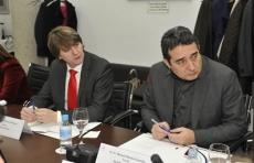 Carlos Mrtnez en la FEMP