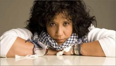 La cantante Rosana