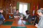 Reunión con el Colegio de Secretarios