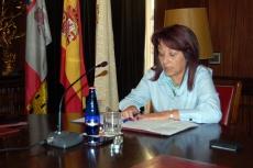 La concejala Lourdes Andrés