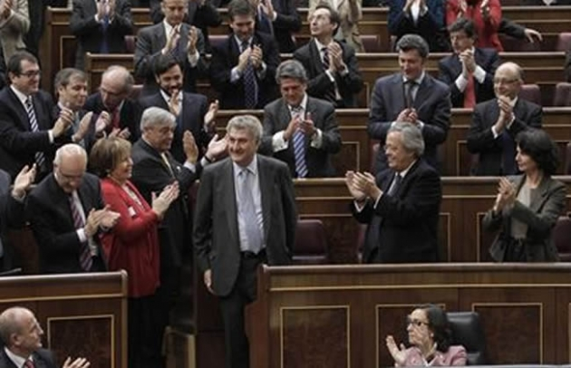 Posada aplaudido por la Cámara Baja