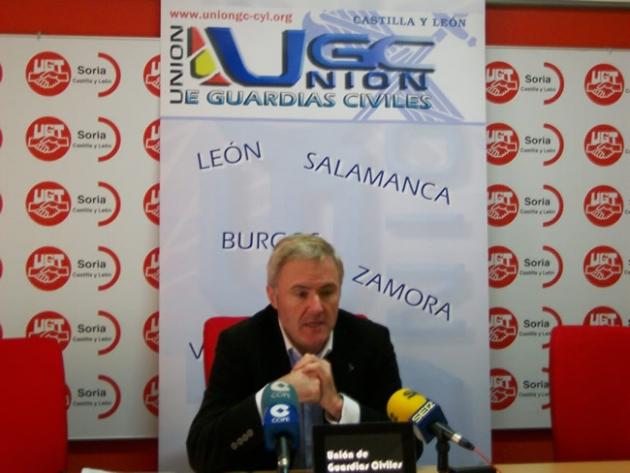 Manuel Mato en rueda de prensa
