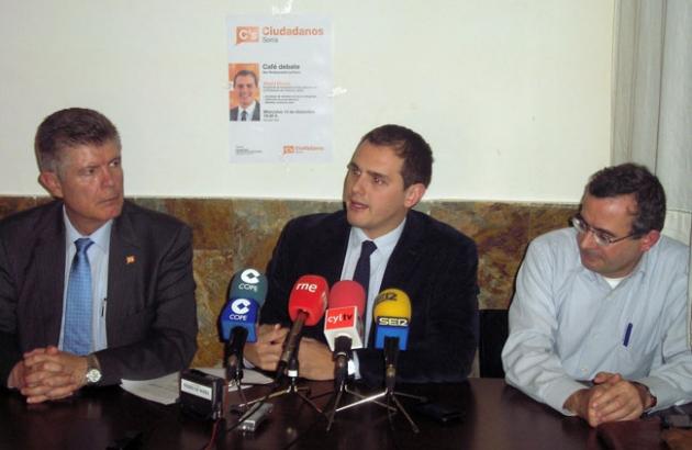 Alonso, Rivera y De Lózar