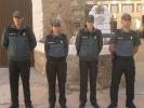 Nuevos uniformes de la Guardia Civil