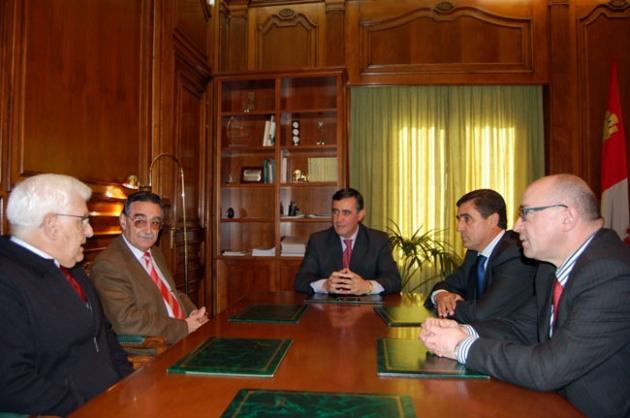 Liso, García, Pardo, Martínez y Barca.