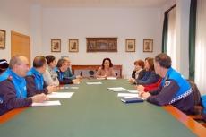 Reunión de la Junta Rectora de Tráfico