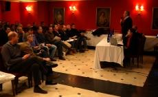 Imagen de la charla