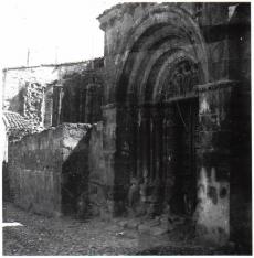 Iglesia de San Nicolás en 1905