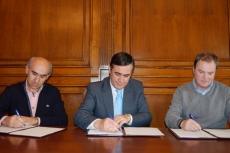 Firma del acuerdo