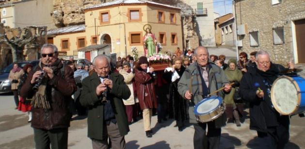 Santa Águeda en Castillejo