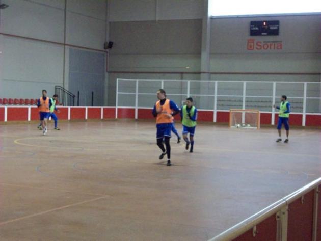 Jugadores en el San Andrés