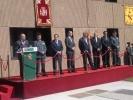 Inauguración del nuevo cuartel