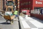 Obras en las calles