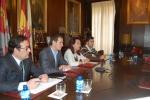 Munilla, Del Castillo, Lourdes y Rubén