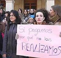Protesta de estudiantes