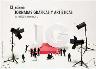 Cartel de las Jornadas de Diseño