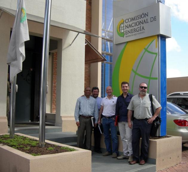 Delegación en República Dominicana