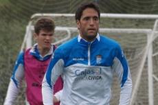 Vélez entrenando con el Xerez