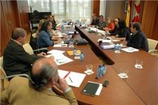 Reunión sobre diputaciones