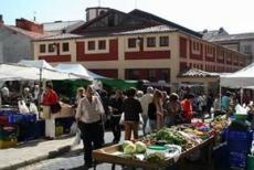 Imagen de archivo del mercado
