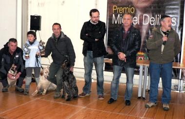 Ganadores del campeonato San Huberto
