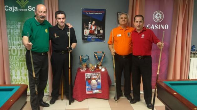 Serrano, Díez, Fernández y Cortés