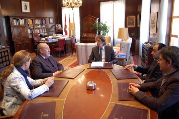Heredia, Valín, Martínez, Represa y Antón