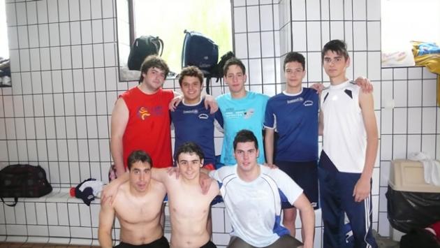 Nadadores sorianos