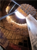 Interior de la atalaya