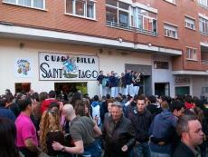 Catapán en Santiago
