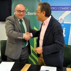 Domingo Barca y Jesús Martínez