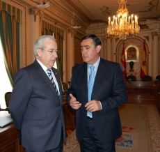 Antonio Pardo y Jesús Encabo