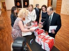 Presentación del Presupuesto de la Junta de 2012