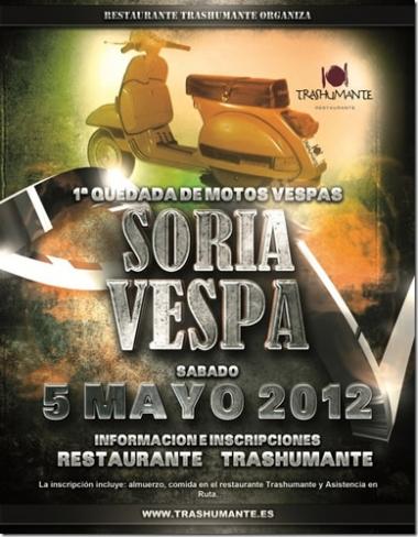 SoriaVespa 2012