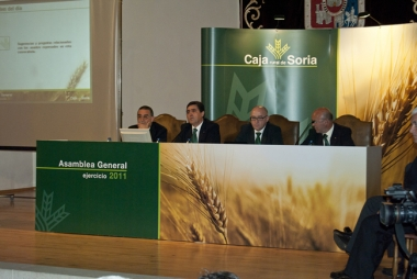 Asamblea General de Caja Rural
