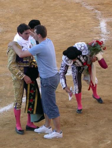 Rubén Sanz en Soria