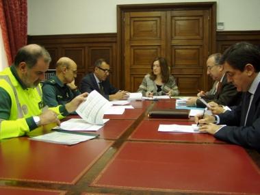 Comisión de Seguridad Vial