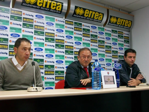 Machín, Rubio y Palacios