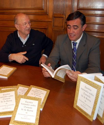 Román Martín y Antonio Pardo