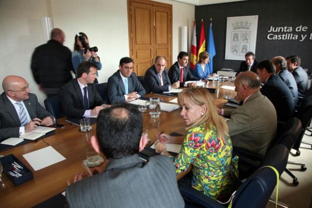 Reunión con Presidencia