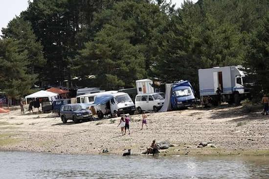 Spaintek 2011 en pinares