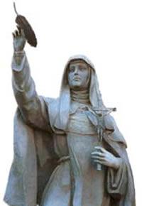 Sor María Jesús de Ágreda