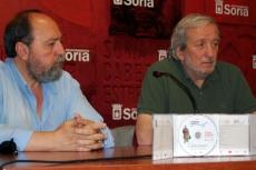 Manolo Madrid y Jesús Bárez
